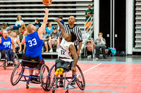 2016 Texas International Shootout Wheelchair Basketball Tournament